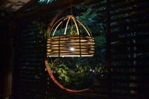 Abat-jour-nuit-bambou