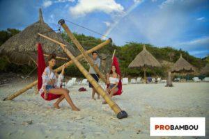 Hamac-tripod-chaise
