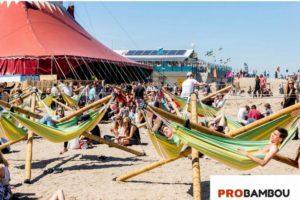 Hamac-tripod-festival